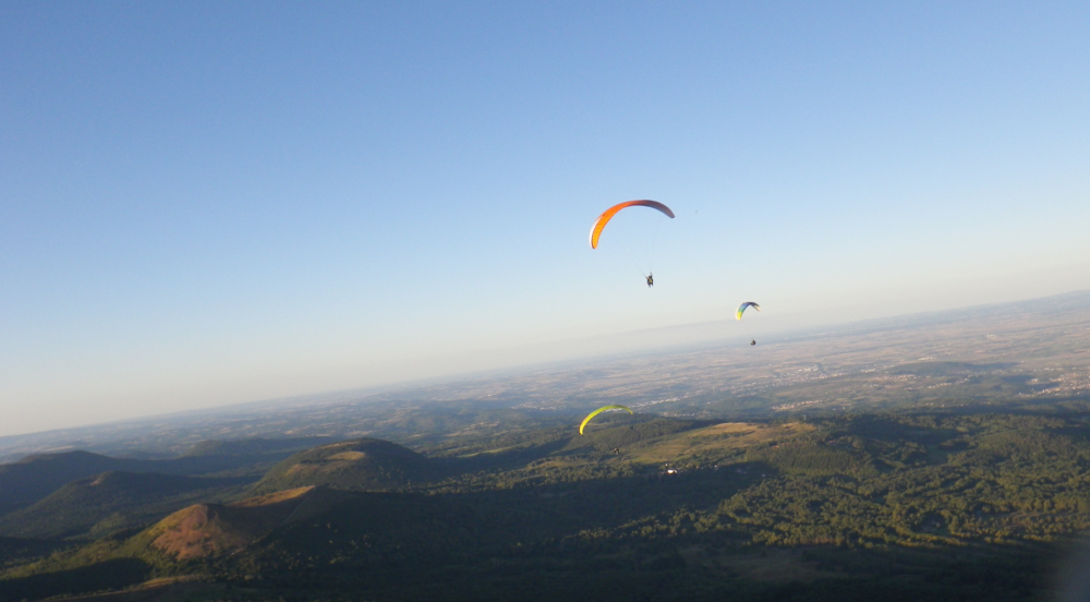 Parapente Lot stage cross 2